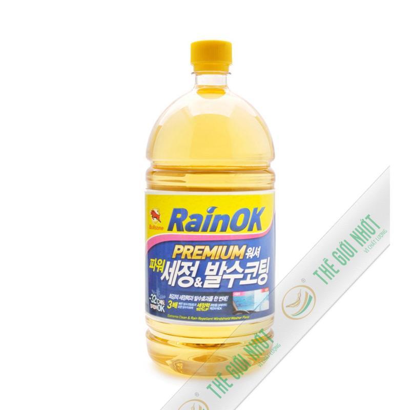 Nước rửa kính chống mưa Bullsone 1.8L