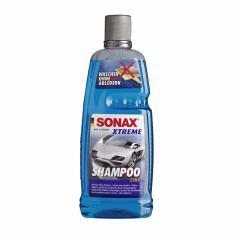 Nước Rửa Xe Khong Cần Lau Sonax Xtreme Shampoo Wash Dry Vietnam
