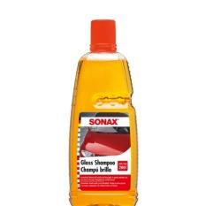 Bán Nước Rửa Xe Lam Bong Sơn O To Xe May Sonax Gloss Shampoo 1000Ml Mau Vang None