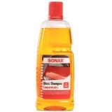Giá Bán Nước Rửa Xe Lam Bong Sơn O To Xe May Sonax Gloss Shampoo 1000Ml Mau Vang Mới Rẻ