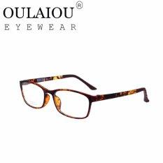 Oulaiou Women's Fashion Accessories Anti-UV Trendy Reduce Glare Sunglasses O1778 - intl. 240.000