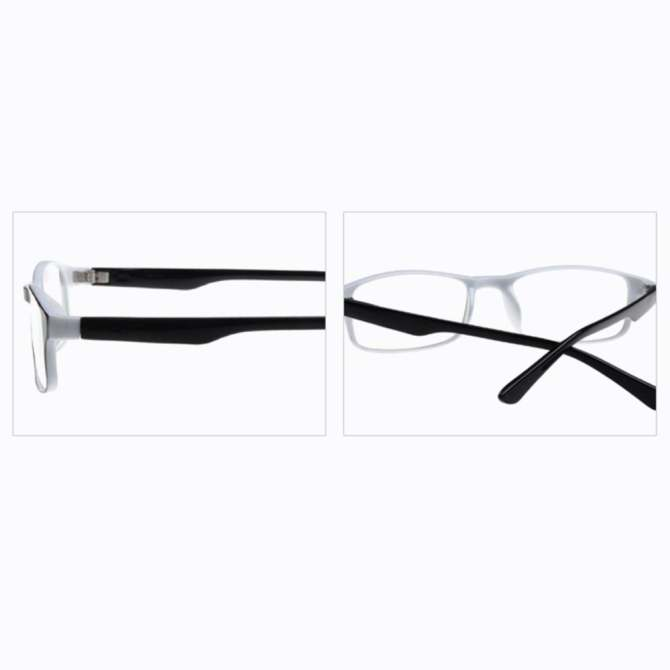 Oulaiou Fashion Accessories Anti-fatigue Trendy Eyewear Reading Glasses OJ793 - intl . Source ·
