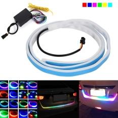 PAlight Auto Car LED Tailgate Light Turning Signal Bar RGB Strip Multicolor Braking Lamp - Intl Siêu Ưu Đãi tại Lazada