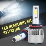 Giá Bán Palight S2 Car Led Headlight For H1 H7 H8 H9 H11 9005 H10 Hb3 9006 Hb4 H4 Hb2 9003 200W 20000Lm Vehicle Auto Bulb(H8 H9 H11) Intl