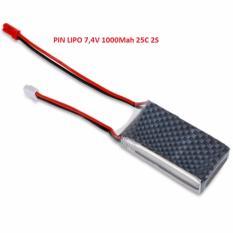 Giá Bán Pin Lipo 1000Mah 7 4V 25C 2S Nguyên