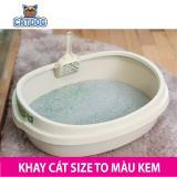 Chiết Khấu Purmi Khay Cat Vệ Sinh Cho Meo To Mau Kem Kem Xẻng Có Thương Hiệu