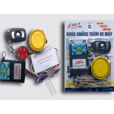 Giá Bán Khoa Chống Trộm Xe Fast Lock Plus Tự Nhận Dạng Chủ Xe Nguyên Vietds
