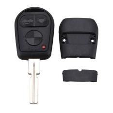 Replacement Remote control Key Shell Case Fob 3 BTN Uncut for BMW E31 E32 E34 - intl