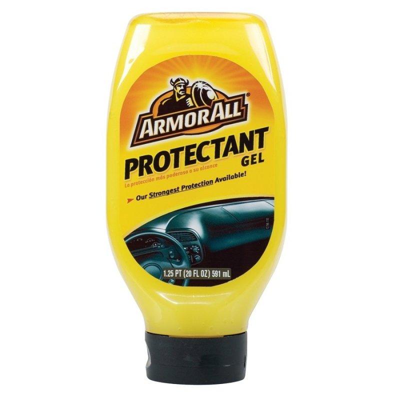 Sản phẩm làm sạch và bảo vệ nhựa xe Armorall Protectant Gel 591ml (Vàng)