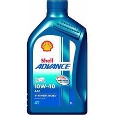 Mua Shell Advance 4T Ax7 10W40 1L Xe Số Trong Việt Nam