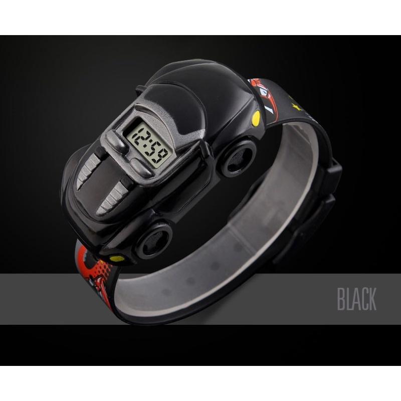 Nơi bán SKMEI Brand Watch 1241 Children Watches Fashion Creative Digital Sport Kids Watch Boys Girls Cartoon Car Wristwatches relogio masculino - intl