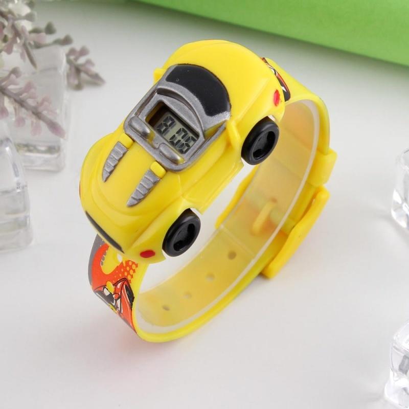 Nơi bán SKMEI Brand Watch Fashion Creative Children Watch Cartoon Car Digital Kids Watches for Boys Girls Dress Wristwatches1241 - intl