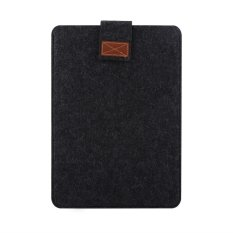 Mua Laptop Mềm Bao Da Ốp Lưng Cho Macbook Pro Air Retina 11 Inch Đậm Mau Xam Quốc Tế