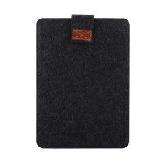 Mua Laptop Mềm Bao Da Ốp Lưng Cho Macbook Pro Air Retina 15 Inch Đậm Mau Xam Quốc Tế Rẻ Trong Bình Dương