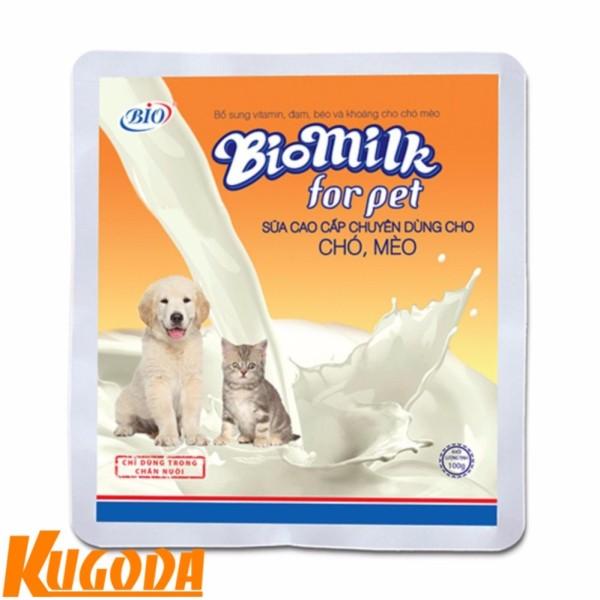 Sữa Bio cho chó mèo kugoda - kgd0154
