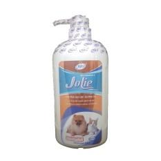 Sữa Tắm cho chó mèo Siêu Mượt Lông Chó Mèo - Bio Jolie 500ml Nhật Bản