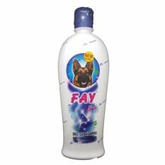 Sữa tắm cao cấp cho chó mèo - Fay 5 sao 300ml Nhật Bản