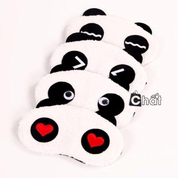 Tấm Bịt Mắt Ngủ Hình Gấu Panda
