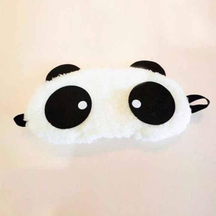 Tấm Bịt Mắt Ngủ Hình Gấu Panda - Giao ngẫu nhiên