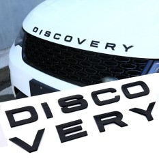 Cửa Hàng Tem Logo Chữ Nổi Discovery Trang Tri Xe Đen Vietnam