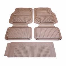 Chiết Khấu Sản Phẩm Thảm Nhựa O To Cao Cấp Packy Poda 6055K Kem