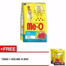 Giá Bán Thức Ăn Cho Meo Trưởng Thanh Me O Vị Ca Ngừ 1 2Kg Tặng 1 Goi 80G Trong Vietnam