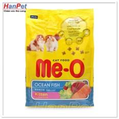 Hanapet-Thức ăn Dạng Hạt Mèo Con - ME-O Kitten Vị Cá Biển ( 204c) (gói 1,1kg) Giảm Cực Sốc