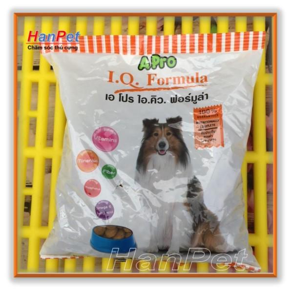 HCM-Thức ăn dạng viên cho chó APRO - xuất xứ Thái Lan - dùng cho chó mọi lứa tuổi - gói 500gr (hanpet 235)-HP10325TC