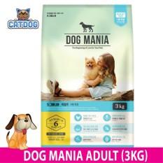 Bán Thức Ăn Hạt Cho Cho Dog Mania Premium 3 Kg Dog Mania Trong Hà Nội