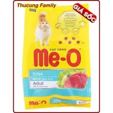Thức ăn Hạt Cho Mèo Me- O Adult 350gr Cùng Khuyến Mại Sốc