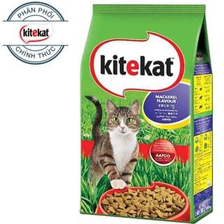 Thức ăn mèo Kitekat vị cá thu túi 1.4kg thumbnail