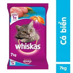 Giá Bán Thức Ăn Meo Whiskas Vị Ca Biển Bao 7Kg Nguyên