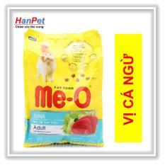 Giá Cực Sốc Khi Mua HN-thức ăn Viên Cho Mèo Lớn  Me-O 350gr (vị CÁ NGỪ) (hanpet 201)