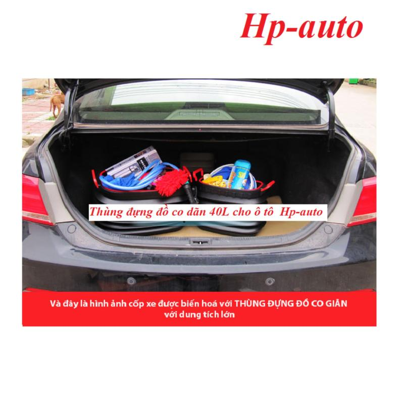 Thùng đựng đồ tiện ích có dung tích tối đa 40Lit Hp-auto