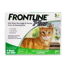 Mua Thuốc Nhỏ G*y Trị Ve Rận Cho Meo Frontline Plus 1 Tuýp Frontline Trực Tuyến