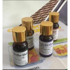 Tinh dầu nguyên chất hương hoa Nhài 10ml