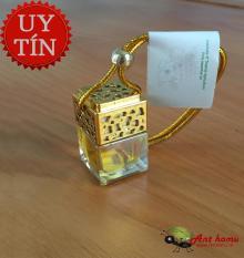 Tinh dầu treo xe hoa nhài 10ml Viện nông nghiệp (chai vuông nắp vàng)