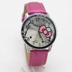 Thương hiệu hàng đầu da nữ cô gái tặng hoạt hình đồng hồ đồng hồ thời trang Đồng Hồ Đeo Tay Đồng Hồ Relogio Feminino-quốc tế bán chạy