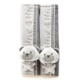 Giá Bán Trang Tri Day An Toan Tren O To Focus K X01B Hinh Gấu Cobe Panda Xam Focus Tốt Nhất