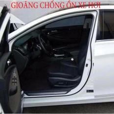 Trọn bộ gioăng cao su chống ồn chống bụi chống thoát khí điều hòa cho xe hơi 4-5 chỗ
