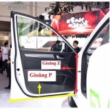 Bán Trọn Bộ Gioăng Cao Su Chống Ồn Chống Ồn Chống Thoat Hơi Điều Hoa Cho Xe Hơi 4 Chỗ Honda City Oem Nguyên