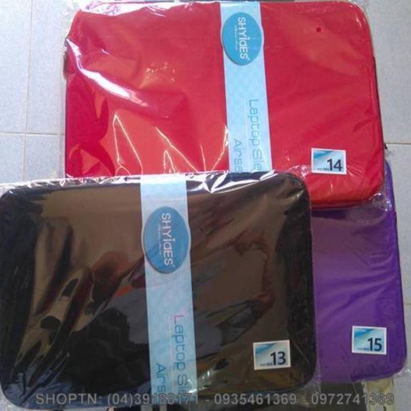 Túi chống sốc laptop Shyiaes 13.3 inch (hồng)