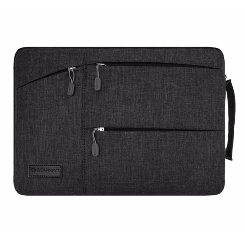 Túi chông sock laptop có quai xách shyides 14 (màu xám đen)