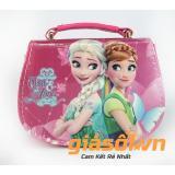 Tui Đeo Cheo Cho Be Gai Bupbe Elsa 0016 Hồng Mới Nhất