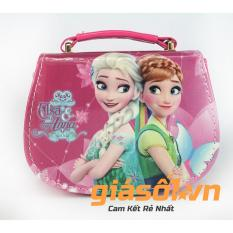 Mua Tui Đeo Cheo Cho Be Gai Bupbe Elsa 0016 Hồng Mới