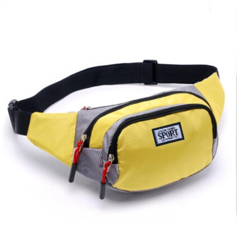 Túi đeo hông Sport- GocgiadinhVN( Vàng)