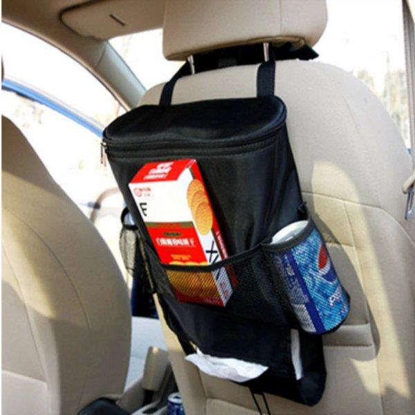 SIÊU HOT - Túi đựng đồ lạnh du lịch trên ô tô 206066 (Đen)