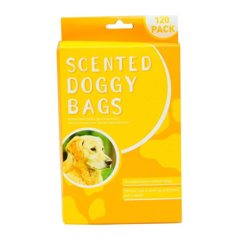 Túi hốt phân chó 120 túi/hộp UBL PA0185