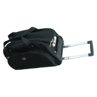 Túi kéo du lịch nam tính 3 bánh xe 5.5 tấc hành lý xách tay 7Kg màu đen TA441 thumbnail