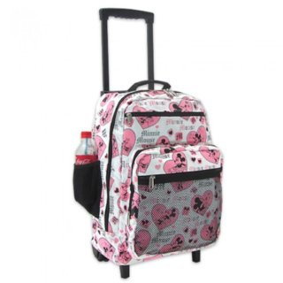 Túi kéo du lịch vải hình Mickey Mouse xách tay 7Kg TA002 thumbnail